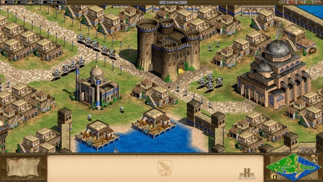 Age Of Empire - Game chiến thuật