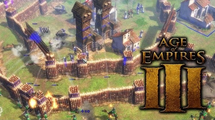 Age Of Empires - Game chiến thuật offline