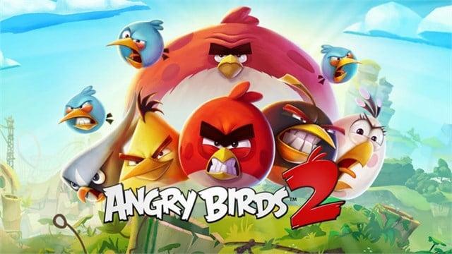 Angry Birds 2 - Những chú chim nổi loạn 2