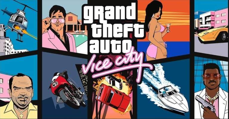 Grand Theft Auto: Vice City - Game hành động offline