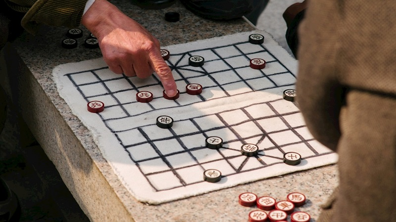 Cờ tướng là một trong những trò chơi tích hợp giải trí và luyện trí não