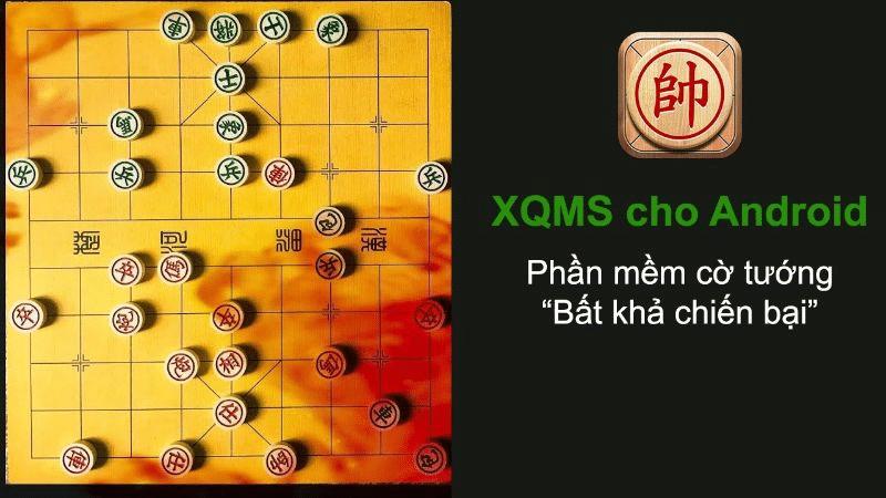 Hướng dẫn download phần mềm cờ tướng mạnh nhất thế giới XQMS