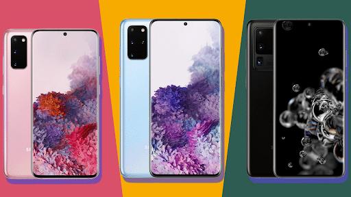 Samsung Galaxy S20 - S20 Plus - S20 Ultra