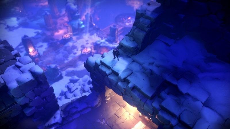 Có thể mua Darksiders Genesis bản quyền trên trang chủ game và Steam