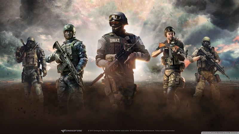Đột kích là game thế hệ mới cực đỉnh dành cho những người mê bắn súng