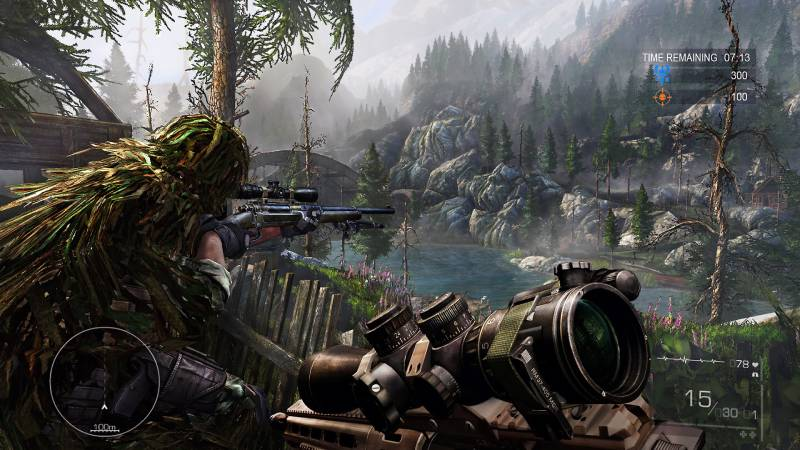 Snipper: Ghost Warriors 2