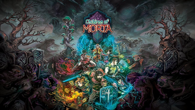 Game nhập vai hành động Children of Morta