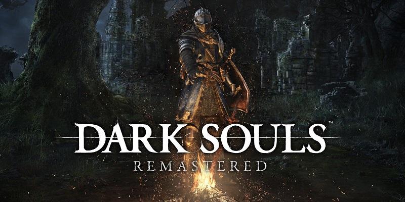 Game hành động nhập vai Dark Souls Remastered