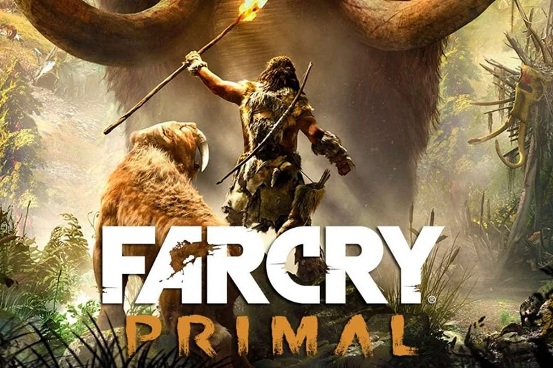 Game offline hay cho pc- Far Cry Primal