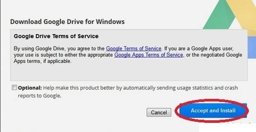 Tải file từ Google Drive về máy tính đơn giản với ứng dụng đồng bộ