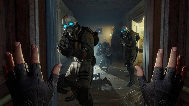 Huyền thoại bắn súng Half-life vang danh một thời