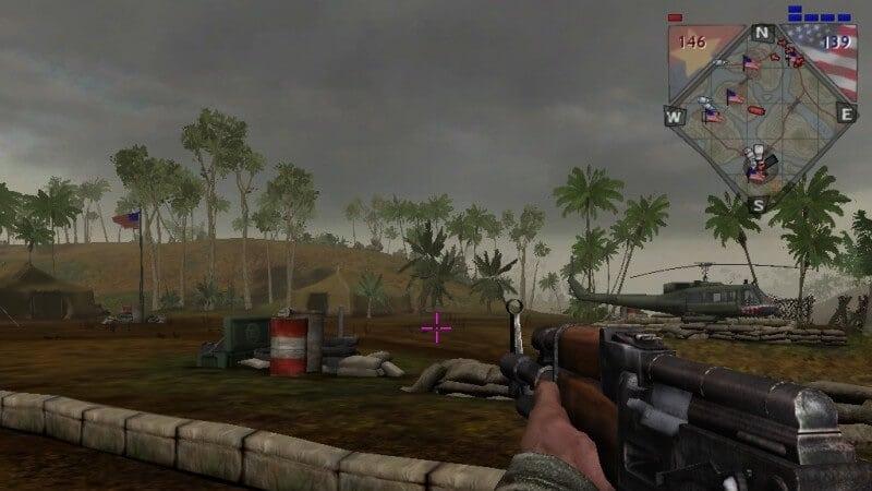 Lối chơi của game hấp dẫn và phù hợp với bối cảnh trong game.