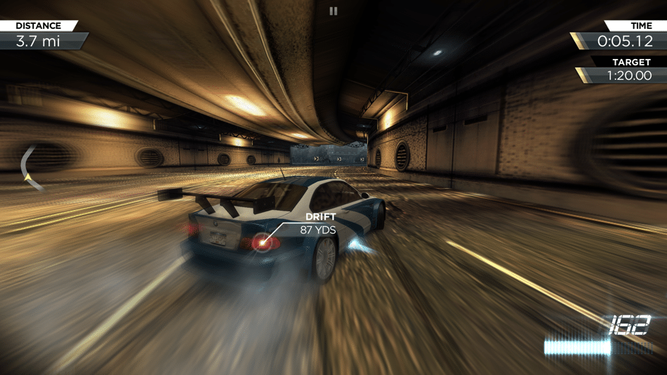 Need For Speed Most Wanted game đua xe nhẹ mà hay nhiều người chơi