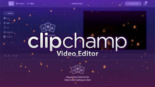 Phần mềm ghép nhạc vào video trên máy tính ClipChamp