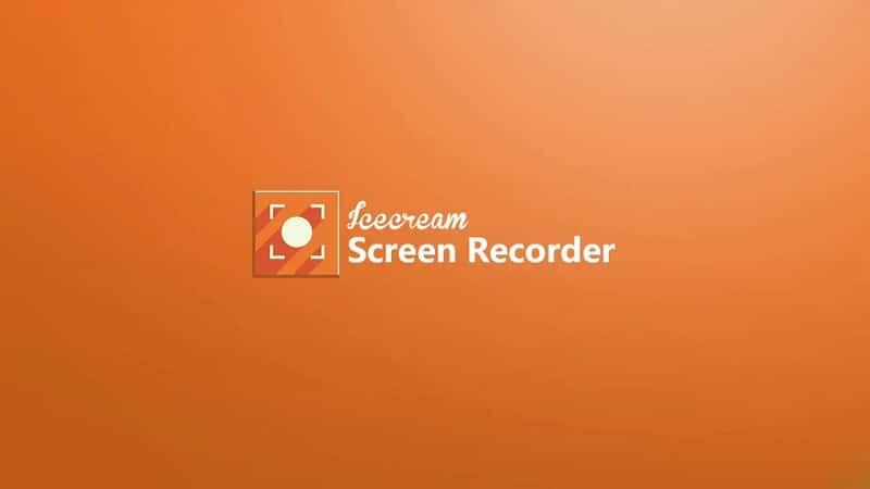 Phần mềm IceCream Screen Recorder hỗ trợ quay video màn hình máy tính