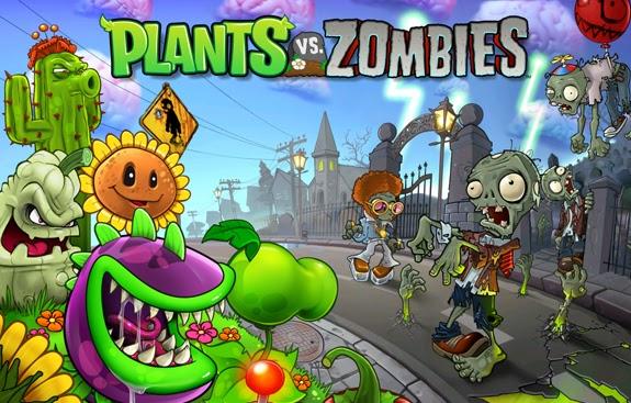 Plant & Zombies game thủ nhà nhẹ cho pc phổ biến