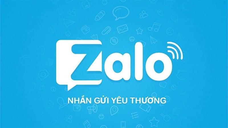 Zalo là ứng dụng nhắn tin phổ biến tại Việt Nam