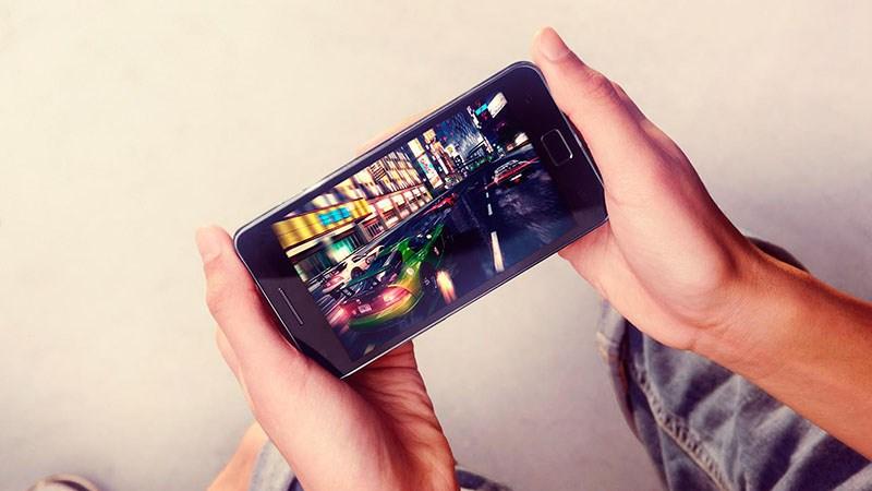 Nhu cầu chơi game trên điện thoại phổ biến