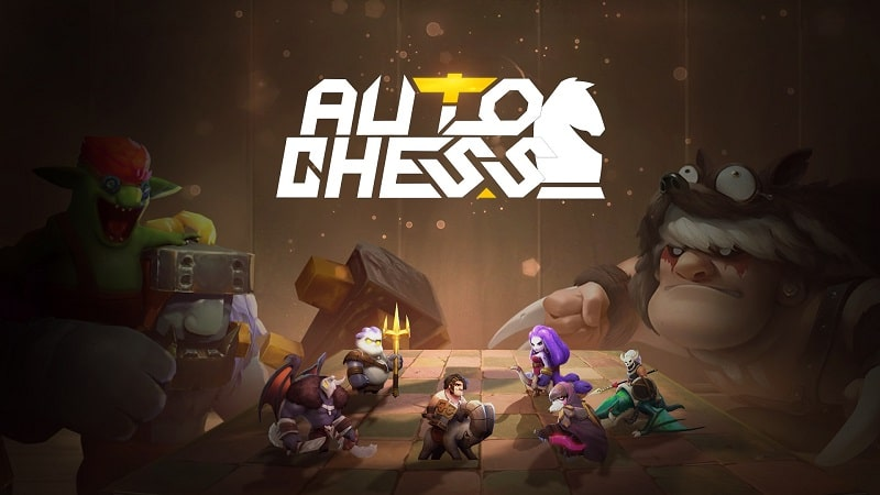 Auto Chess Mobile luôn nằm trong top game mobile
