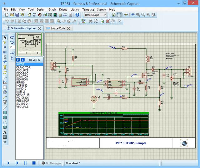 Phần mềm vẽ mạch công nghiệp Proteus