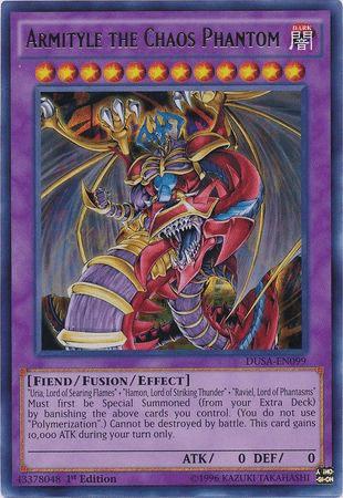 các vị thần yugioh trong series GX