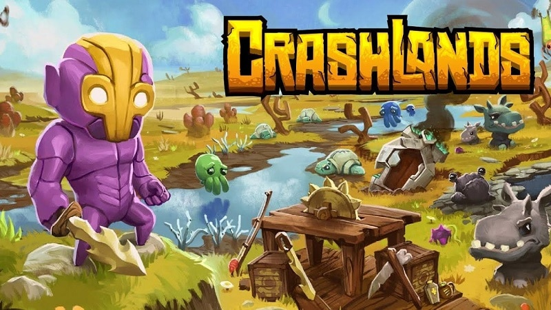 Game nhập vai mobile nổi tiếng Chibi Crashlands