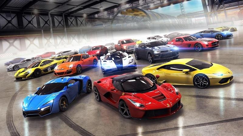 Asphalt 8 mang đến trải nghiệm đua xe ô tô cực kì tuyệt vời