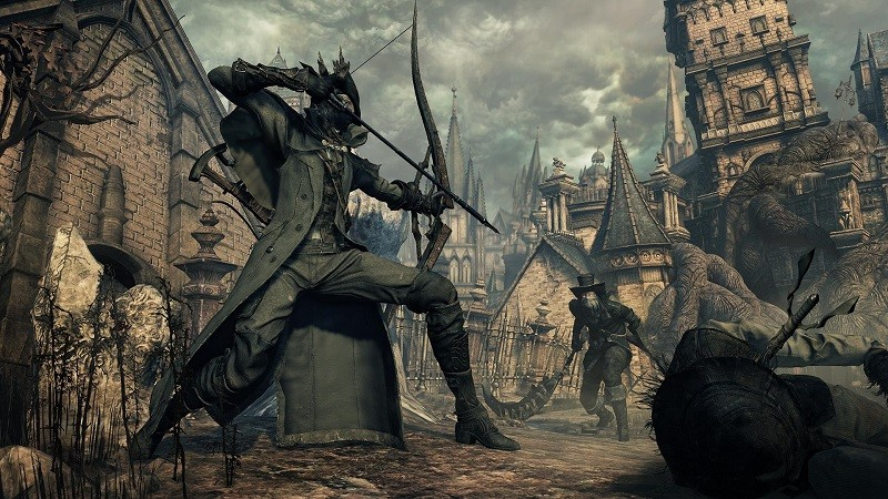 BloodBorne Old Hunters Expansion Edition game độc quyền ps4