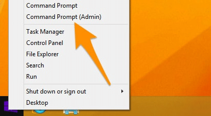 Cách tắt Administrator win 10 bằng Command Prompt
