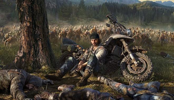 Days Gone - Game thể loại kinh dị độc quyền PS4 được đánh giá cao
