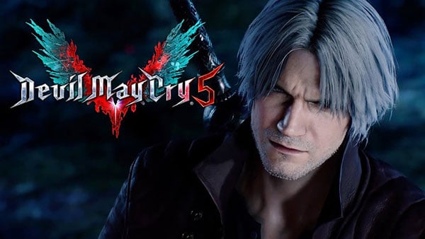 Devil May Cry 5 tựa game ps4 cũ nhưng hay