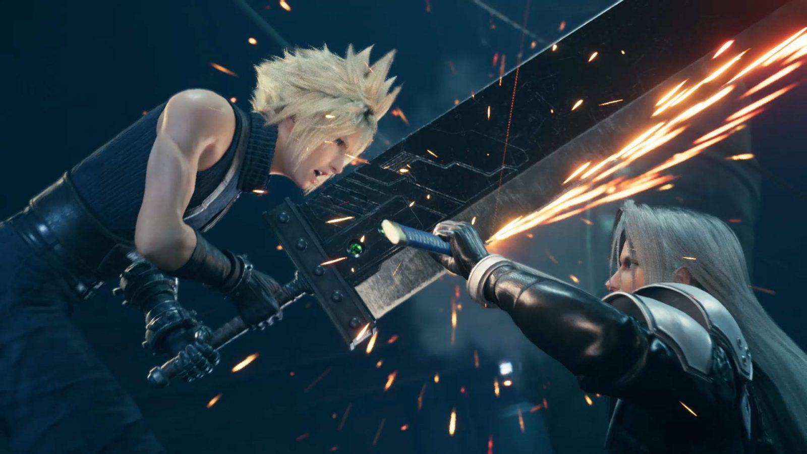 Final Fantasy 7 Remake là trò chơi PS4 được mong đợi nhất năm 2020
