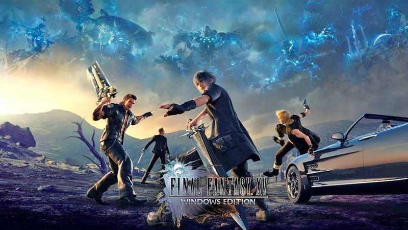 Final Fantasy XV tựa game đình đám dành riêng cho ps4