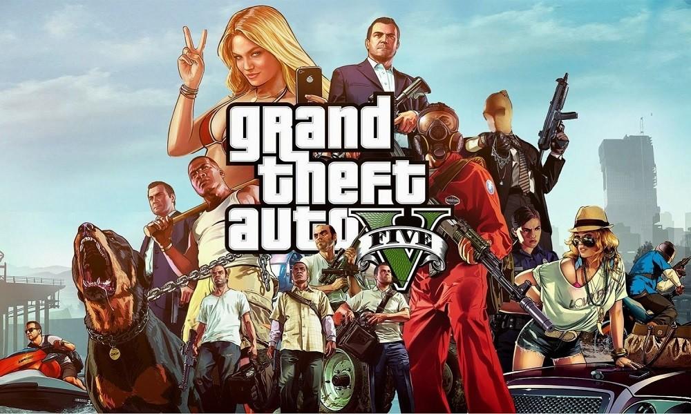 GTA 5 là game sở hữu đồ họa hiện đại lối chơi khám phá tự do