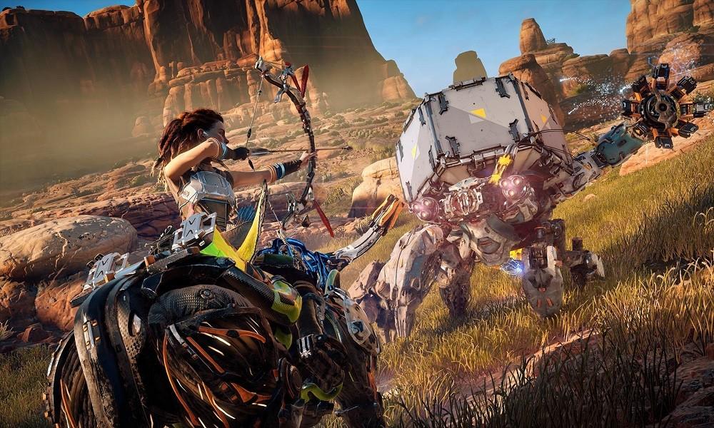 Horizon Zero Dawn game đồ họa đỉnh cao và hệ thống chiến đấu đa dạng