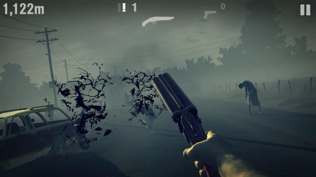 Into the Dead 2 tựa game bắn súng zombie