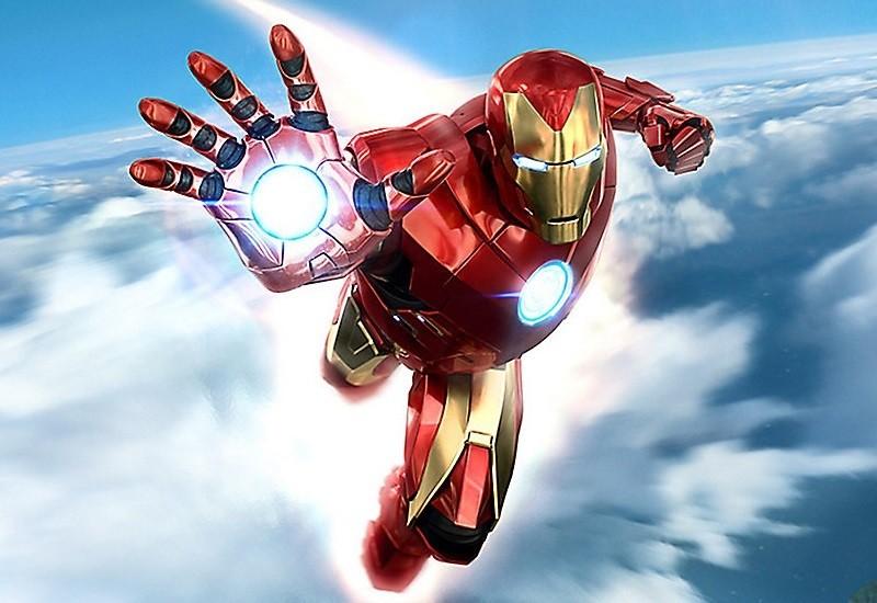 ironman VR tựa game xịn xò nhất ps4 theo cá nhân mình