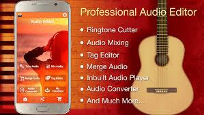 Phần mềm cắt ghép nhạc chuyên nghiệp Audio MP3 Cutter