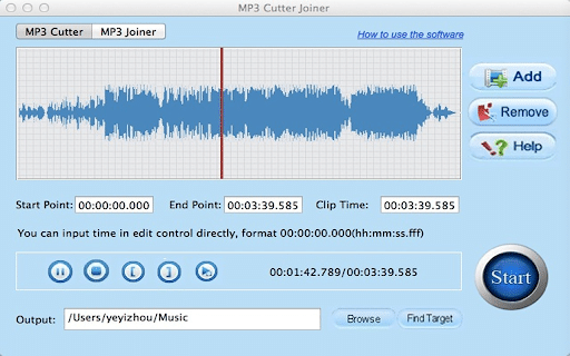 Phần mềm cắt ghép nhạc chuyên nghiệp Top MP3 Cutter Joiner