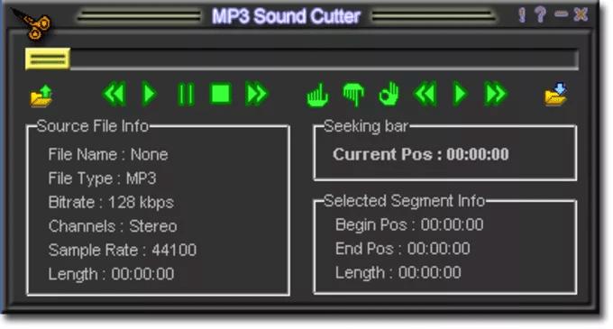 Phần mềm Power Mp3 Cutter