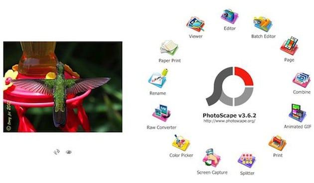 Photoscape - Phần mềm chèn chữ vào ảnh trên máy tính