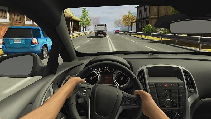 Racing in Car 2 game lái xe ô tô mô phỏng thực