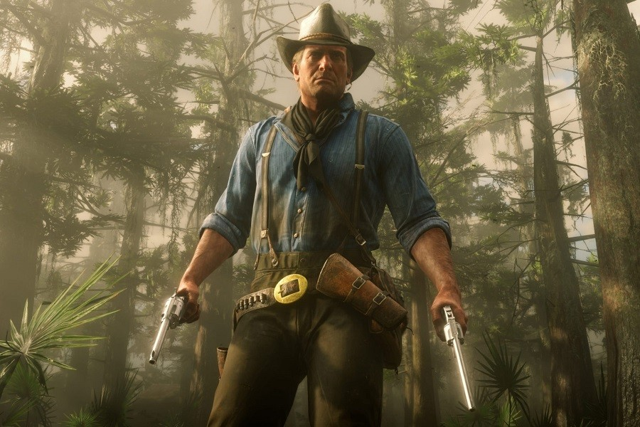 Red Dead Redemption 2 tựa game có doanh thu khủng