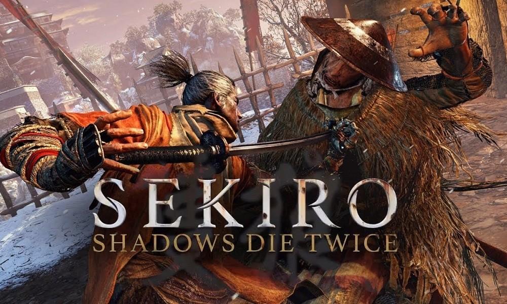 Sekiro Shadows Die Twice một trong top game hay thế giới
