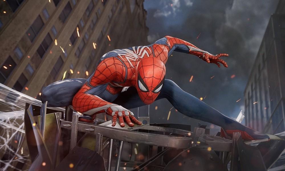 Spider man game người nhện đỉnh cao của sony ps4