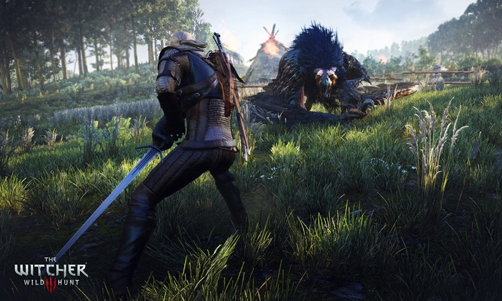 The witcher 3 wild hunt game nhập vai hay nhất của The Game Awards 2015