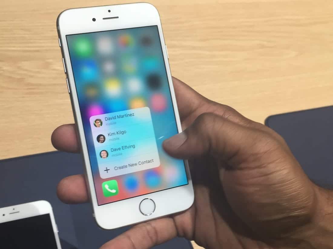 Trang bị Touch ID- 3D Touch trên iPhone 7 Plus