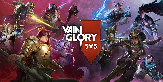 Đấu trường Vainglory được đánh giá rất cao về các mặt của một game Moba