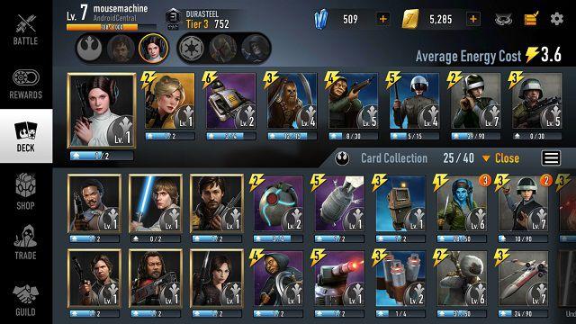 Star War: Force Arena mang cả thế giới Star War vào game