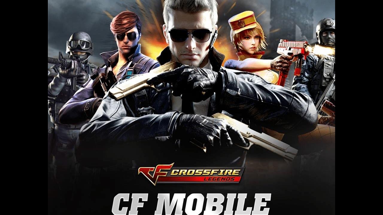 Tải game đột kích cf mobile